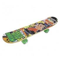 Chhota Bheem Skateboard Wooden-City