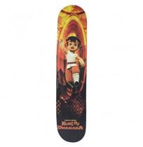 Kung Fu Dhamaka Wooden Skate Board Bheem W/Reflector