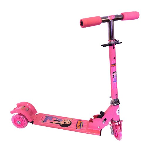 Chutki 3 Wheel Scooter - Pink