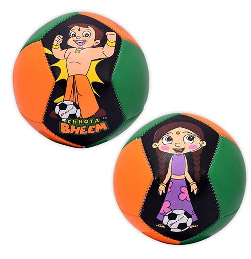 Chhota Bheem & Chutki Fun Ball Combo