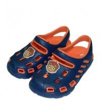 Chhota Bheem Clog - Blue and Orange