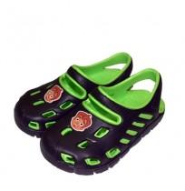 Chhota Bheem Clog - Black & Green