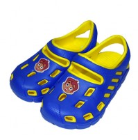 Chhota Bheem Clog - Royal Blue & Yellow