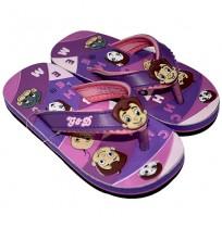 Chhota Bheem Flip Flop - Violet