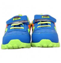 Chhota Bheem Shoes - Blue & Green