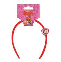 Indumati Hair Band - Red