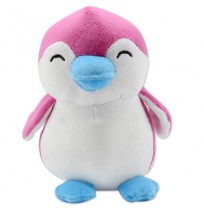 Penguin Closed Eyes - Pink