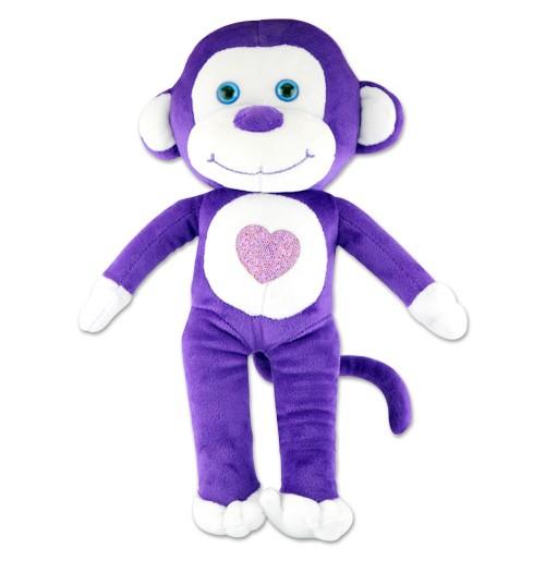 Monkey - Dark Purple