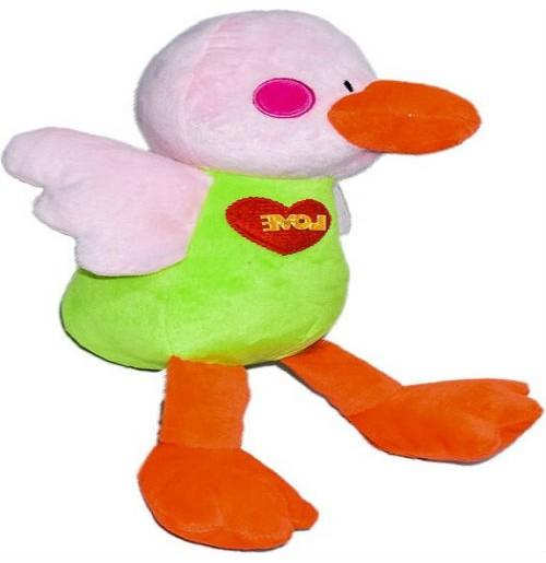 Standing Duck-Pink