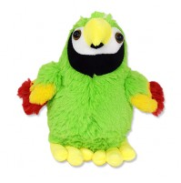 Parrot Plush Toy-Green