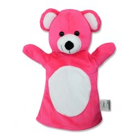 Teddy Hand Puppet Plush