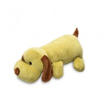 Ultra Soft Dog Sleeping-Light Brown