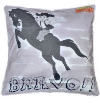 Cushion Cover - Dark Tan