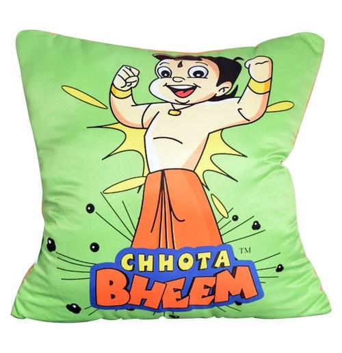 Chhota Bheem Cushion - Showing Strength