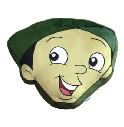 Dholu Face Cushion