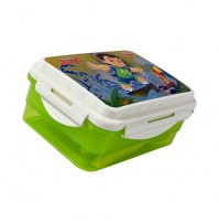 Chhota Bheem Double Decker Lunch Box Green Online