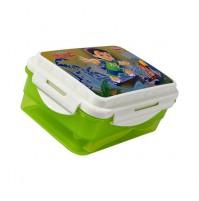 Chhota Bheem Double Decker Lunch Box Green Online