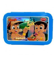 Chhota Bheem Insulated Lunch Box Blue