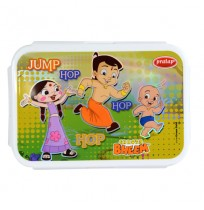 Chhota Bheem Lunch Box Green