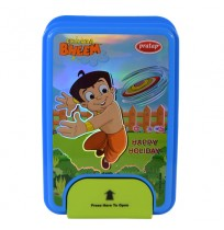 Chhota Bheem 1 Lock Lunch Box-  Green
