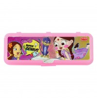 Chhota Bheem Pencil Box Pink1