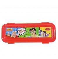 Chhota Bheem Pencil Box Red