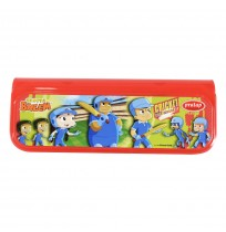 Chhota Bheem Red Pencil Box