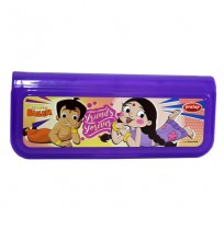 Chutki Pencil Box Purple1