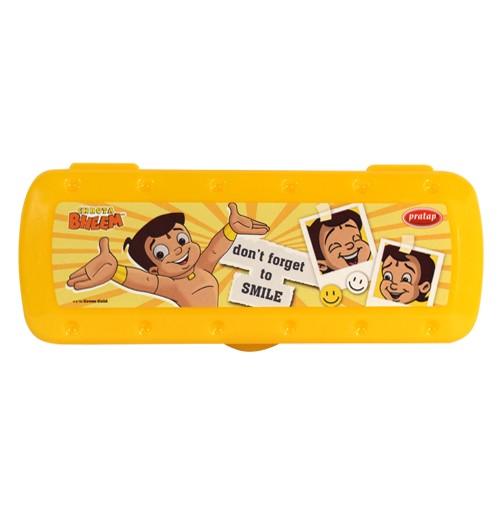Chhota Bheem Winner Compass Box-Yellow
