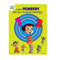 Chhota Bheem Learn Numbers