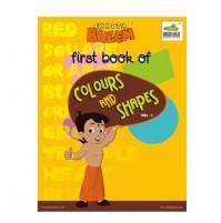 Chhota Bheem Colors & Shapes