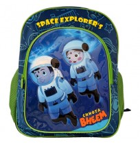 Chhota Bheem School Bag - Blue
