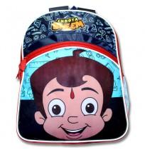 Chhota Bheem School Bag - Blue