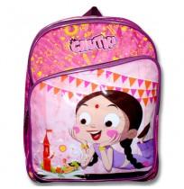 Chutki School Bag - Pink