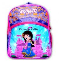 Indumati School Bag - Purple