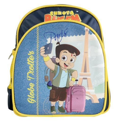 Chhota Bheem School Bag Globe Trotter