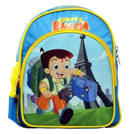 Chhota Bheem School Bag Paris
