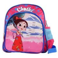 Chutki School Bag Japanese Pose