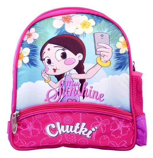 Chutki School Bag Miss Sunshine