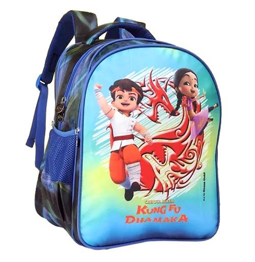 Kung Fu Dhamaka Bheem & Chutki School Bag