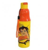 Chhota Bheem Water Bottle Orange and Yellow