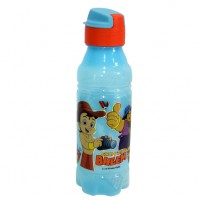 Chhota Bheem Water Bottle Light Blue and Orange