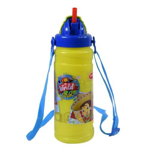 Chhota Bheem Water Bottle -Green 550ml