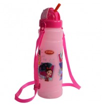 Chutki Water Bottle Pink 550ml