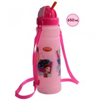 Chutki Water Bottle Pink 650ml