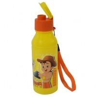 Chhota Bheem Water Bottle Yellow
