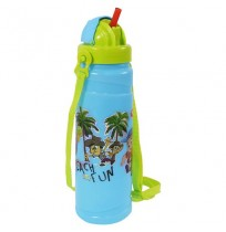 Chhota Bheem Water Bottle Blue Online for Kids