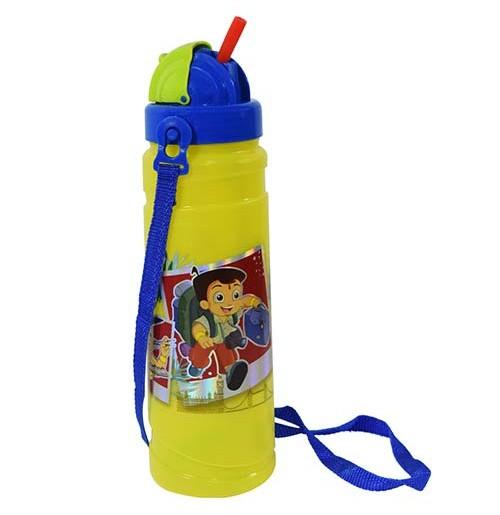 Chhota Bheem Water Bottle Light Green For Kids Online