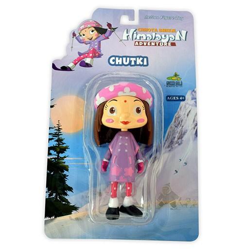 Chutki Himalayan Adventure Toy