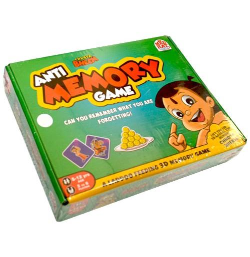 Anti Memory Game